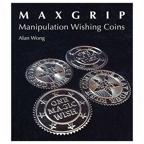 Max Grip Manipulation Wishing Coins - Alan Wong