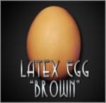 Latex Egg Brown - Magic Latex