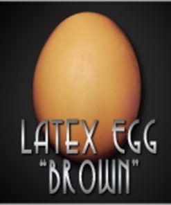 Latex Egg Brown - Magic Latex