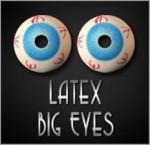 Big Eyeballs (pair) - Magic Latex