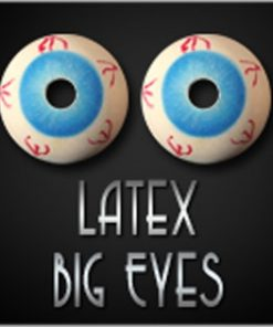 Big Eyeballs (pair) - Magic Latex