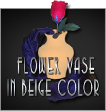 Flower Vase (beige) - Magic Latex