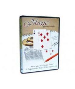 Magic You Can Make (DVD) - Marty Grams