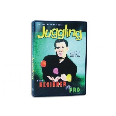 Do you want to learn Juggling (DVD) - Will Roya