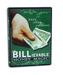 unBILLievable Money Magic (DVD) - Brian Thomas Moore