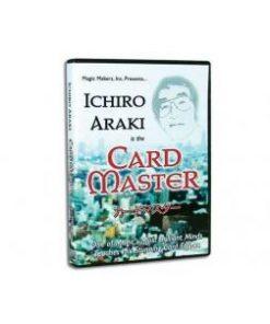 Card Master (DVD) - Ichiro Araki