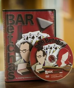 Bar Betchas (DVD) - Simon Lovell     AGE RESTRICTED