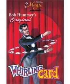 Whirling Card (Floating Card) - Bob Hummer