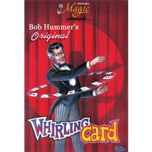 Whirling Card (Floating Card) - Bob Hummer