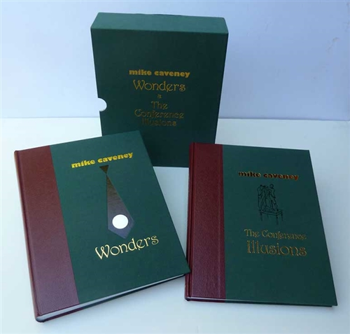 Wonders & The Conference Illusions (Book Set) - Mike Caveney