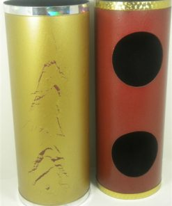 Snappy Production Tubes (Crackle Finish) - Jay Leslie