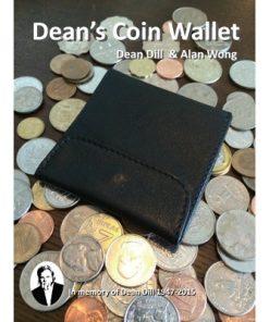 Dean's Coin Wallet - Dean Dill & Alan Wong