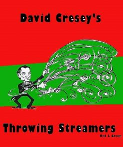Throw Streamers Cresey (Red/Green)