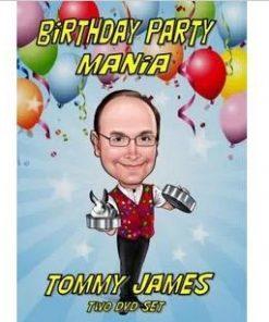 Birthday Mania  - Tommy James