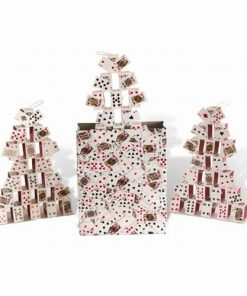 3 Card Castles from Bag