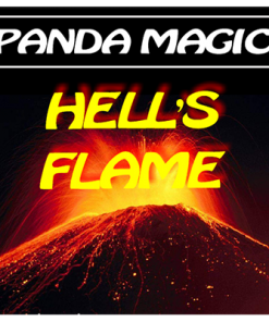 Hell's Flame by Panda Magic - Trick