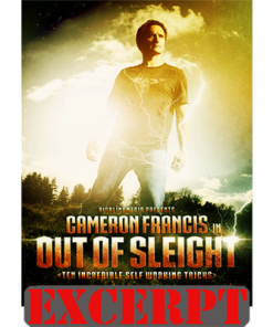 Coat (excerpt from Out of Sleight) by Cameron Francis and Big Blind Media video DOWNLOAD
