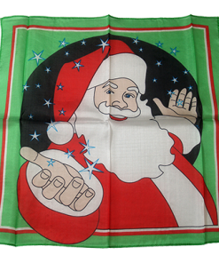 """Silk 18"""" Santa by Magic By Gosh"""