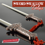 Sword Swallow Deluxe by Premium Magic - Trick
