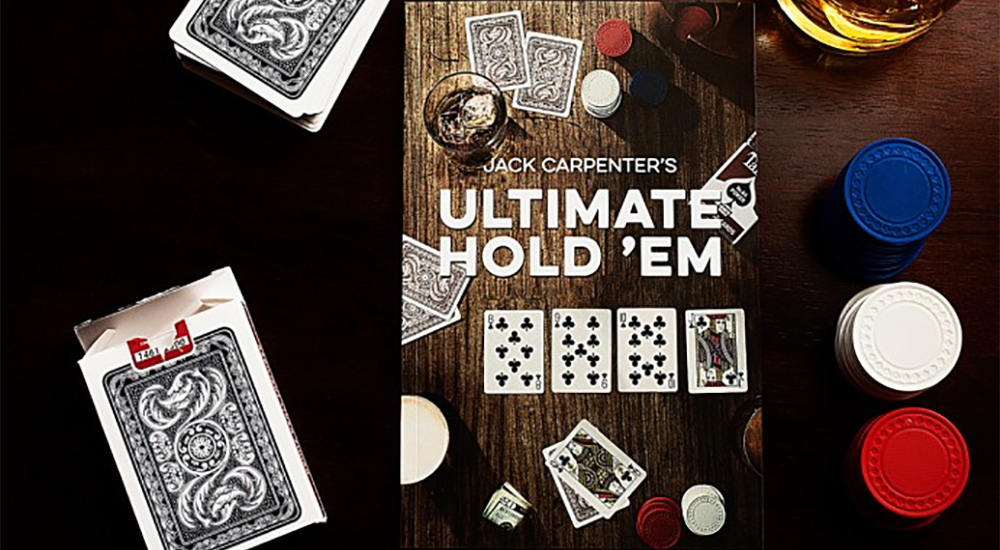 Ultimate Hold 'Em by Jack Carpenter / Dan & Dave - Book