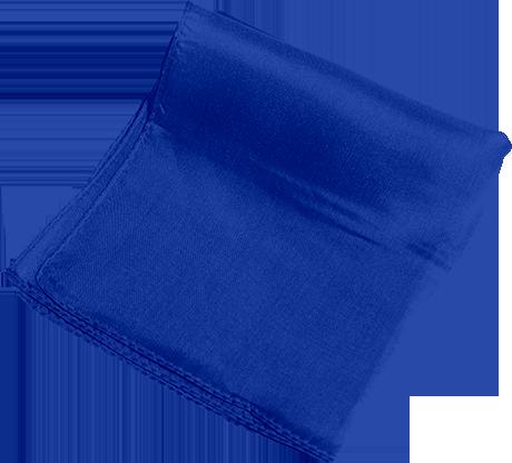 "Silk 6"" (Blue) Magic by Gosh - Trick"