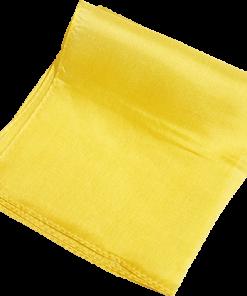 "Silk 18"" (Yellow) Magic by Gosh - Trick"