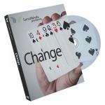 Change (DVD & Gimmick) - SansMinds