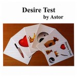 Desire Test by Astor - Trick