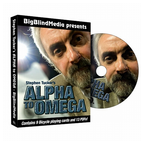 Image result for Stephen Tucker - Alpha to Omega