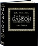 The Complete Ganson Teach-In Series (book) - Lewis Ganson           LIMITED EDITION