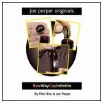 Ghost Cap (New Way Cap In Bottle) by Joe Porper - Trick