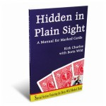 Hidden in Plain Sight: A Manual For Marked Cards (book) - Kirk Charles