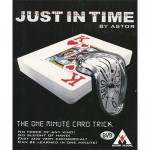 Just in Time - Astor