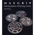 Max Grip Manipulation Wishing Coins (SILVER) - Alan Wong