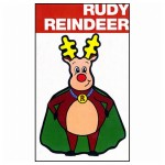 Rudy Reindeer - SPS Publication