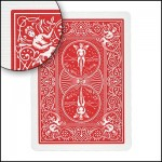 Ultimate Marked Deck Bicycle (RED)