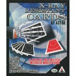 X-Ray Resistant Cards - ASTOR