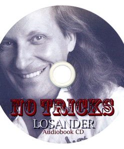 No Tricks by Losander - Audio CD