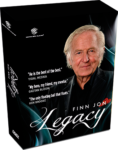 Legacy by Finn Jon and Luis de Matos - DVD