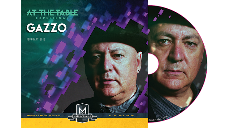 At the Table Live Lecture Gazzo - DVD