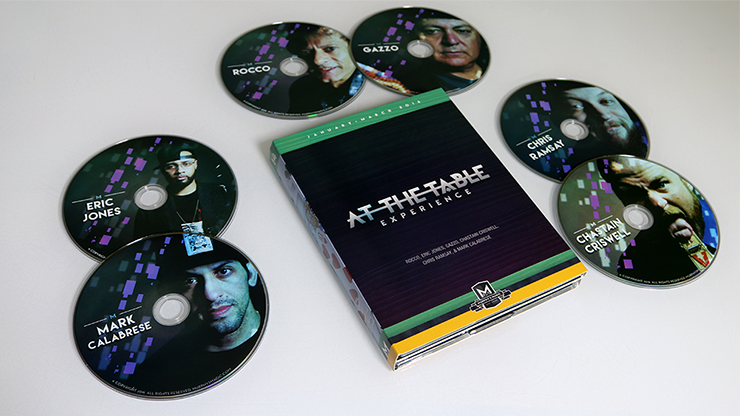 At the Table Live Lecture January-March 2016 (6 DVD set)