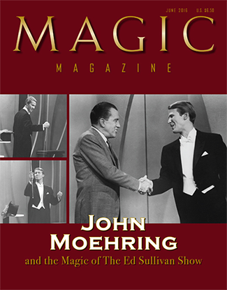 Magic Magazine June 2016 - Book