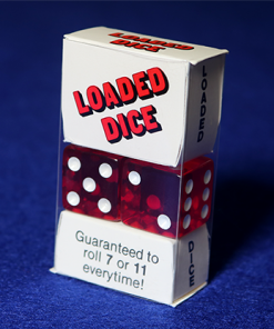Loaded Dice (Acrylic
