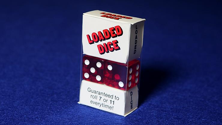 Loaded Dice (Acrylic
