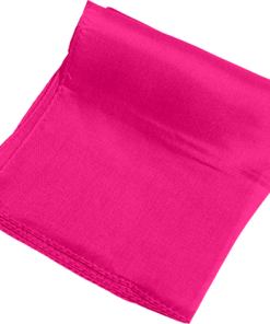 "Silk 18"" (Hot Pink) Magic by Gosh - Trick"