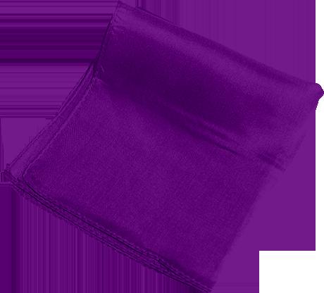 "Silk 18"" (Violet) Magic by Gosh - Trick"