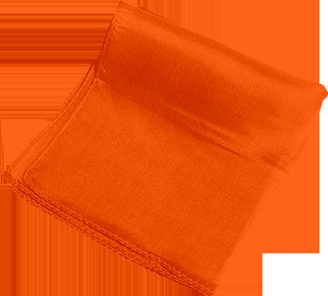 "Silk 24"" (Orange) Magic by Gosh - Trick"
