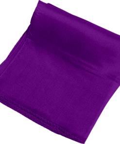 "Silk 24"" (Violet) Magic by Gosh - Trick"