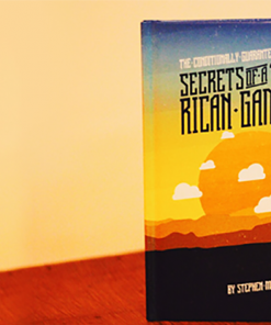 Secrets of a Puerto Rican Gambler by Stephen Minch and Vanishing Inc. - Book