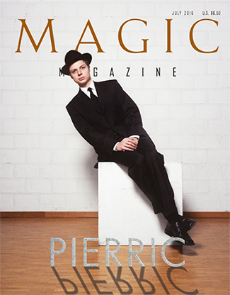 Magic Magazine July 2016 - Book